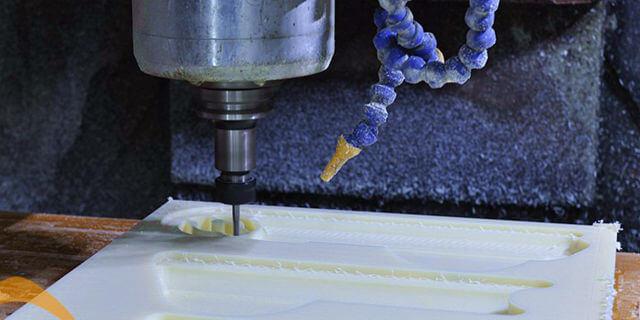CNC Plastic Prototype Manufacturing