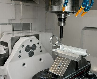 5-axis machining services