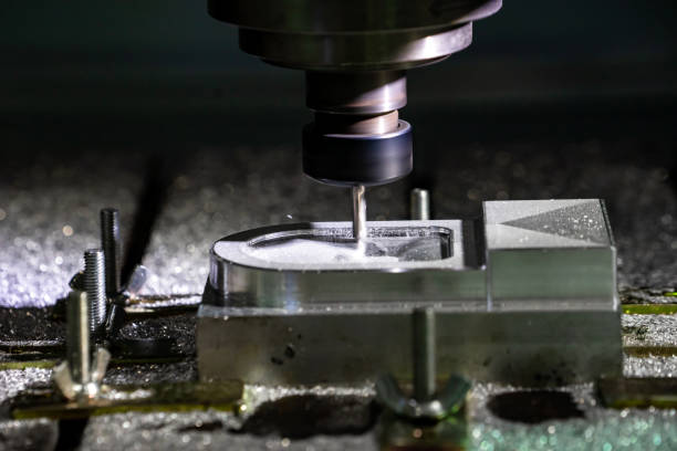 Custom 5-axis Machining CNC Services