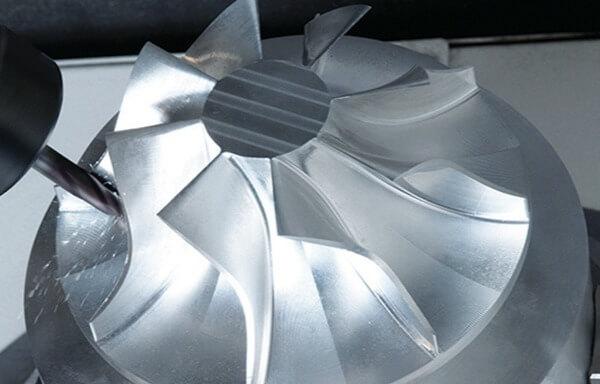 cnc Aluminum engraving