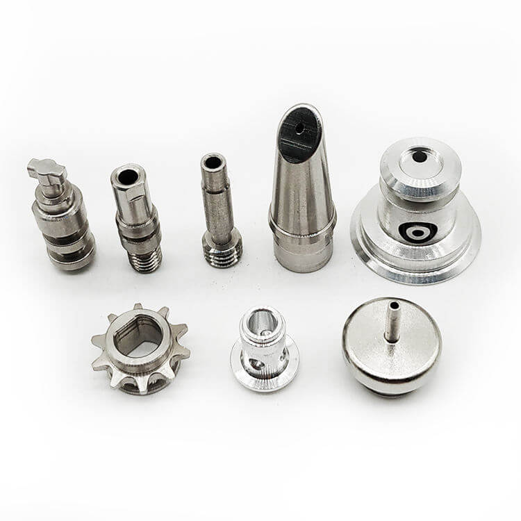 CNC machining parts production