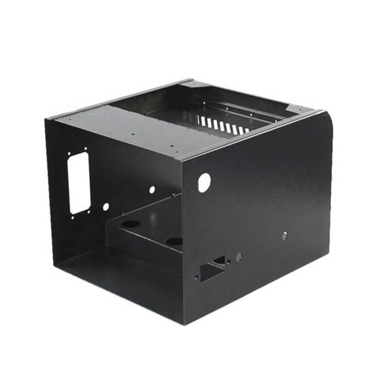Customized metal box