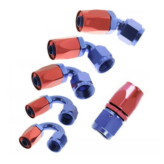 AN fuel line fittings
