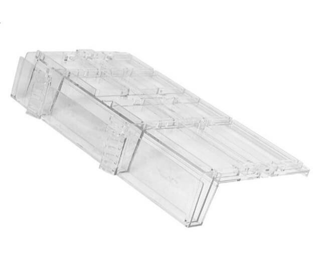 Optical Plastic Prototype