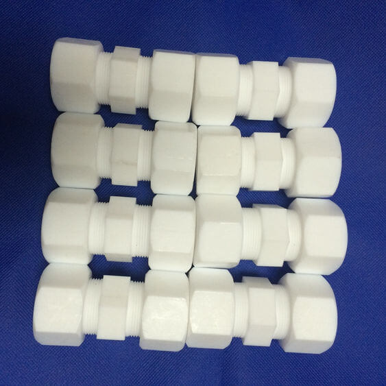 PTFE AN fittings