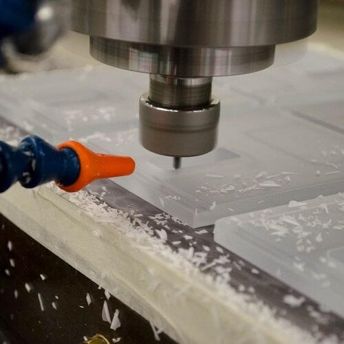 CNC Polycarbonate Machining