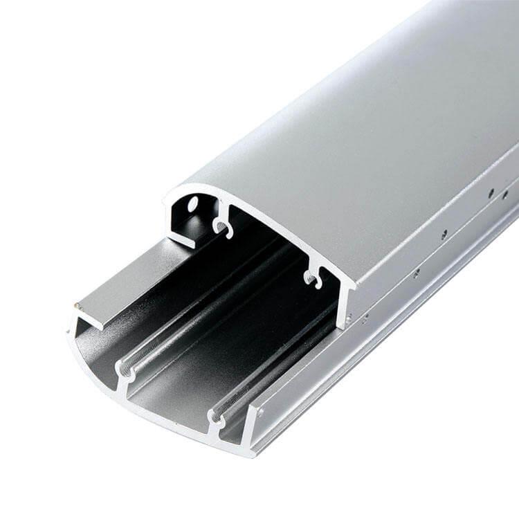 Prototype aluminum extrusion